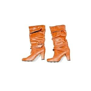 Women's SM New York Adina Brown Boots 9.5M